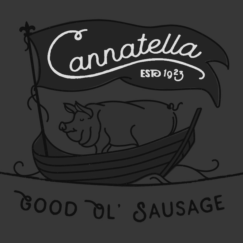 Cannatella's Sausage Identity